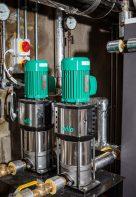 Industrial Gas Installation